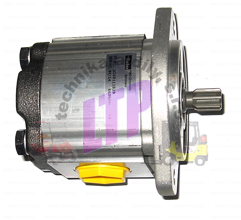 Jlg Hydraulic Pump : Jlg hydraulic pumps motors