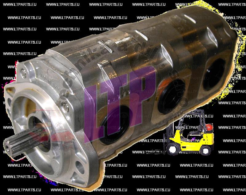 Bobcat | Hydraulic pumps, hydraulic motors